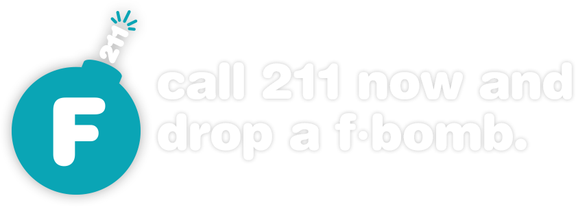 Drop a F·Bomb, and Call 211